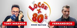 'Locos x los 80', una festa nostàlgica organitzada per Radio 4G