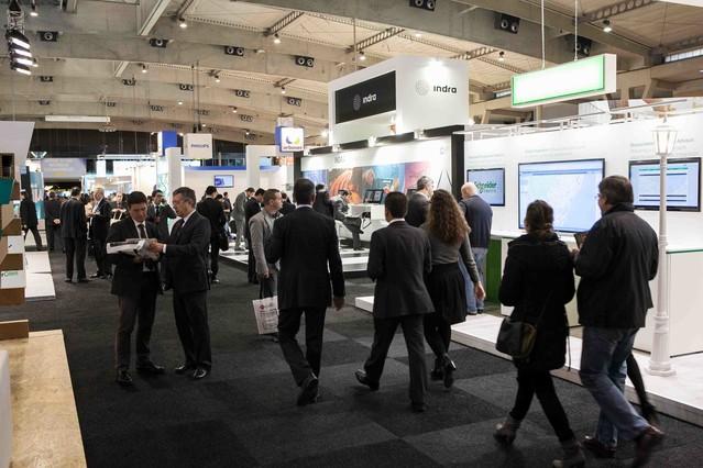 Asistentes al Smart City Expo World Congress, durante la última edición del 2013.