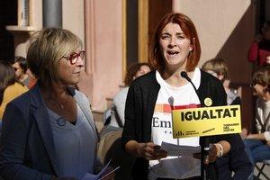 ERC afirma a Viladecans que Sánchez no respecta la separació de poders quan reivindica el control sobre la fiscalia