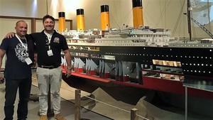 """Moisés Pires: """"Si el Titanic s'hagués construït amb acer de Bilbao, segurament es podrien haver reflotat les seves restes"""""""