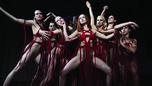 Un fotograma de Suspiria, filme inaugural del Festival de Sitges