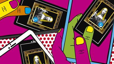 Warhol, Marilyn i les pantalles