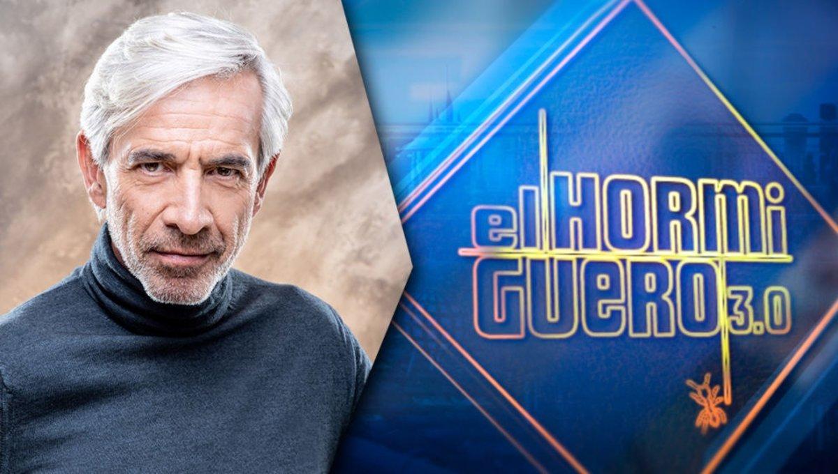 Imanol Arias, el próximo invitado de El hormiguero.