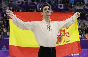 'Superjavi' Fernández es consagra amb un bronze olímpic