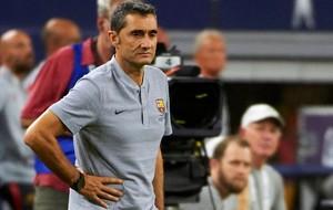Valverde destaca que Vidal aportarà «energia i presència» al Barça
