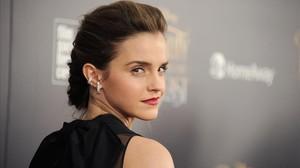 Emma Watson, fotografiada el pasado lunes en Nueva York en una proyección de La Bella y la Bestia en el Allice Tully Hall Lincoln Center.