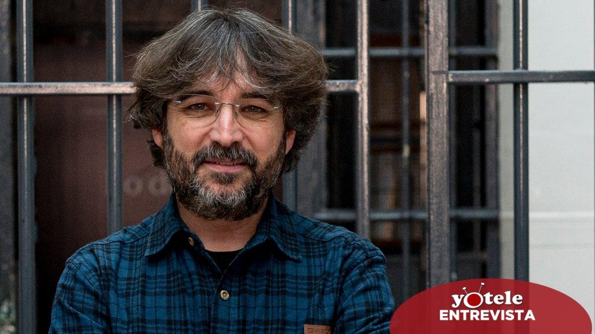 Jordi Evole en la presentación de 'Lo de Évole'.