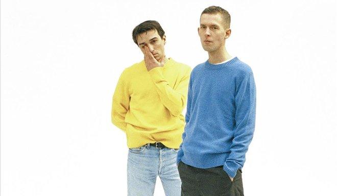 Hannes Norrevide y Malthe Fischer presentan el disco 'Lust For Youth'.