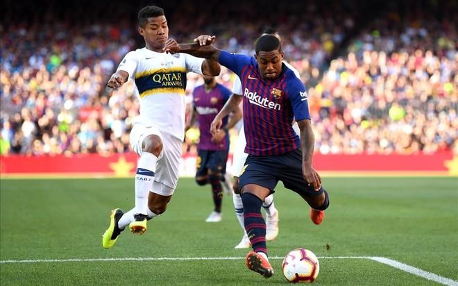 El Barça - Boca del Gamper, en directo online