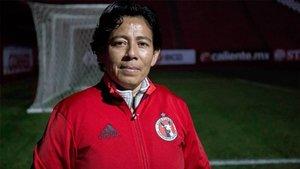 Pese a que nunca fue futbolista, Ibarra era considerada una de las impulsoras más entusiastas del balompié de mujeres en su país.