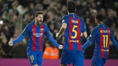 No hay frialdad posible ante Messi