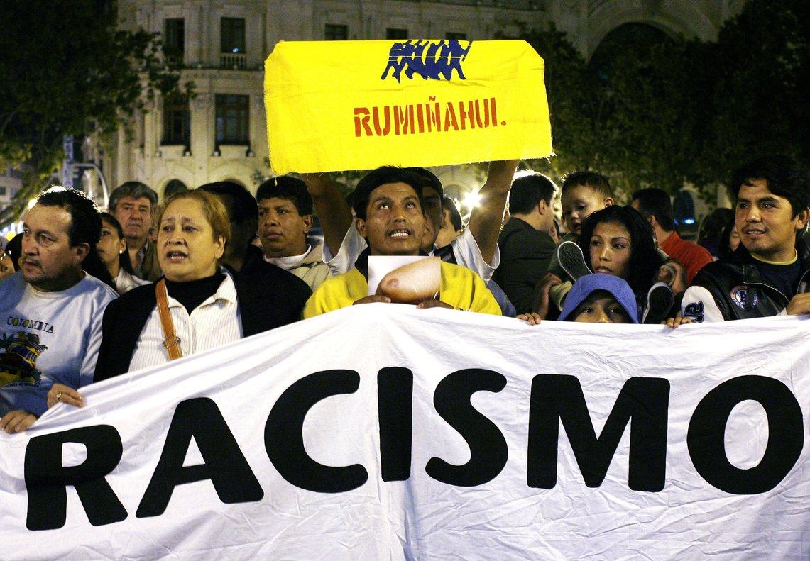 ONU: el racismo, la discriminación y la xenofobia siguen en aumento