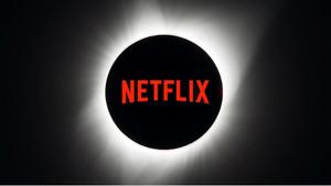 La luna consiguió eclipsar también a Netflix.