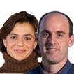 Natàlia Fabra y Mikel González-Eguino
