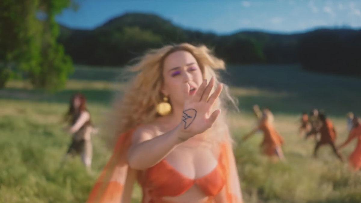Never really over, el nuevo sencillo de Katy Perry.