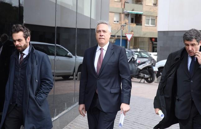 Pere Navarro declara en los juzgados de Sabadell por el caso Mercuri.
