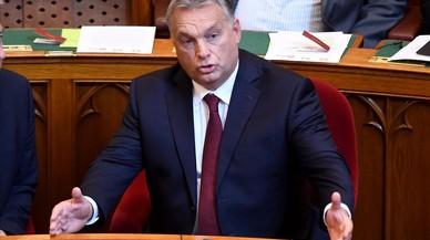 Hungría anuncia batalla contra la Eurocámara en los tribunales