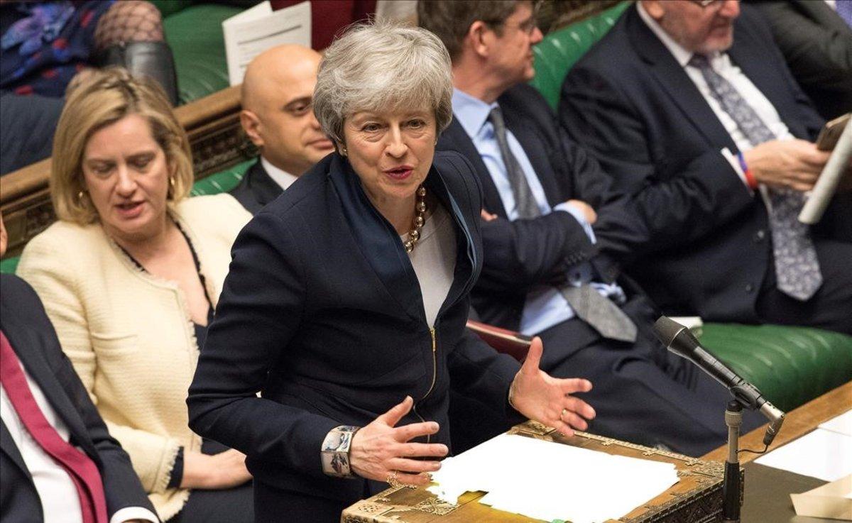Brexit: Theresa May pide una nueva prórroga hasta el 30 de junio