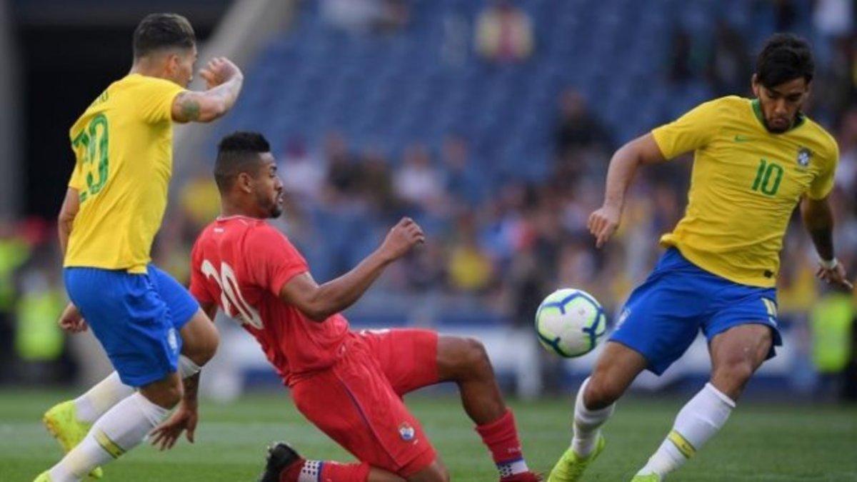 Primera ocasión en que Brasil no puede derrotar a Panamá