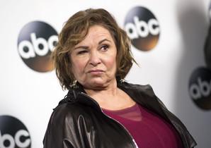 Roseanne Barr, en un acto promocional de la ABC enPasadena, California, el pasado mes de enero.