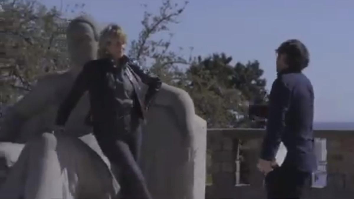 Mercedes Milá y Jordi Évole, en el programa de La Sexta 'Salvados'.