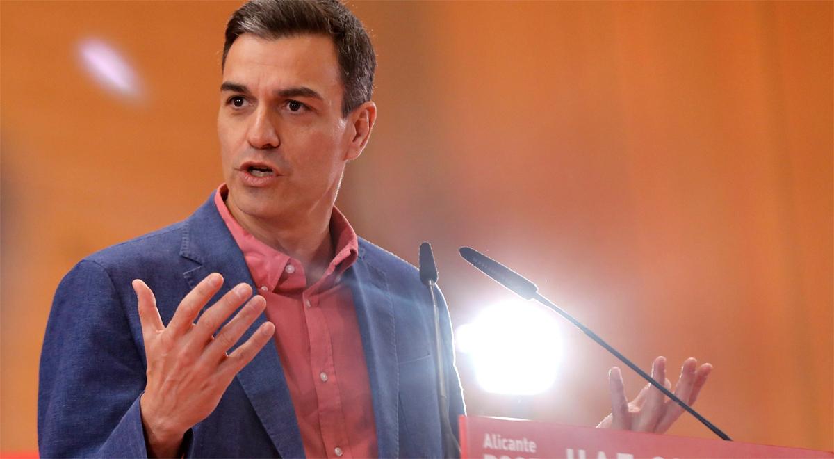 Sánchez pide concentrar el voto en el PSOE