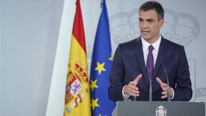 Sánchez confirma que el Rey irá a los actos conmemorativos de los atentados del 17 de agosto en Barcelona.