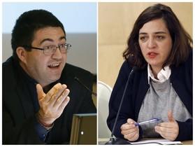 Sánchez Mato y Mayer, los dos ediles de Carmena.