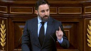Abascal, contra 'Supervivientes': critica Sánchez per permetre «televisió porqueria en directe»