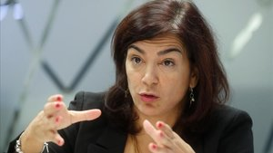 La secretaria de Estado de Deporte, María José Rienda.