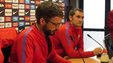 """Valverde: """"No podemos quedarnos en casa lloriqueando, tenemos mucho que ganar aún"""""""
