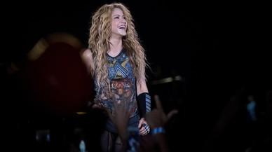 Shakira, de vuelta a El Dorado