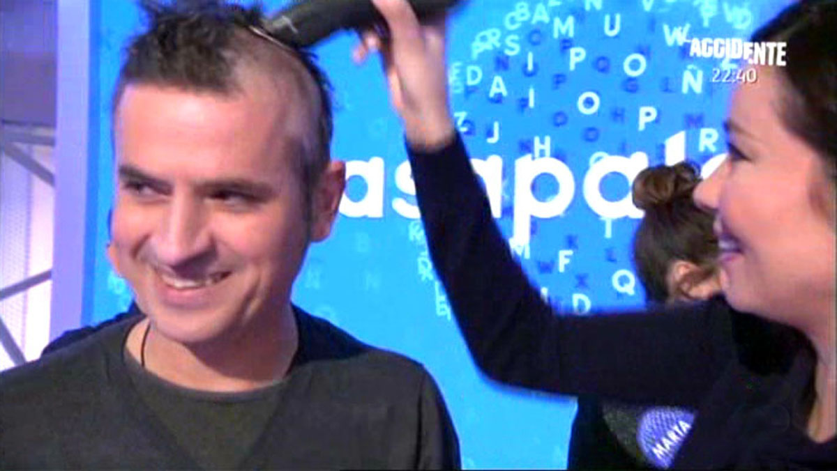 Antonio Ruiz, el ganador de Pasapalabra (Tele 5).
