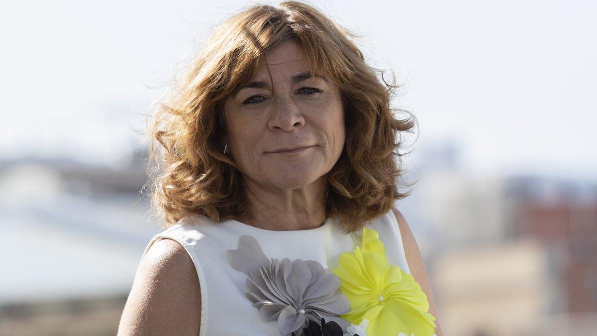 Sonia Martínez, directora de ficción de Atresmedia, ganadora del Premio Iris de la Crítica