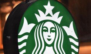 Logo de Starbucks, el cual algunos fans dicen haberidentificado en'Juego de tronos'.