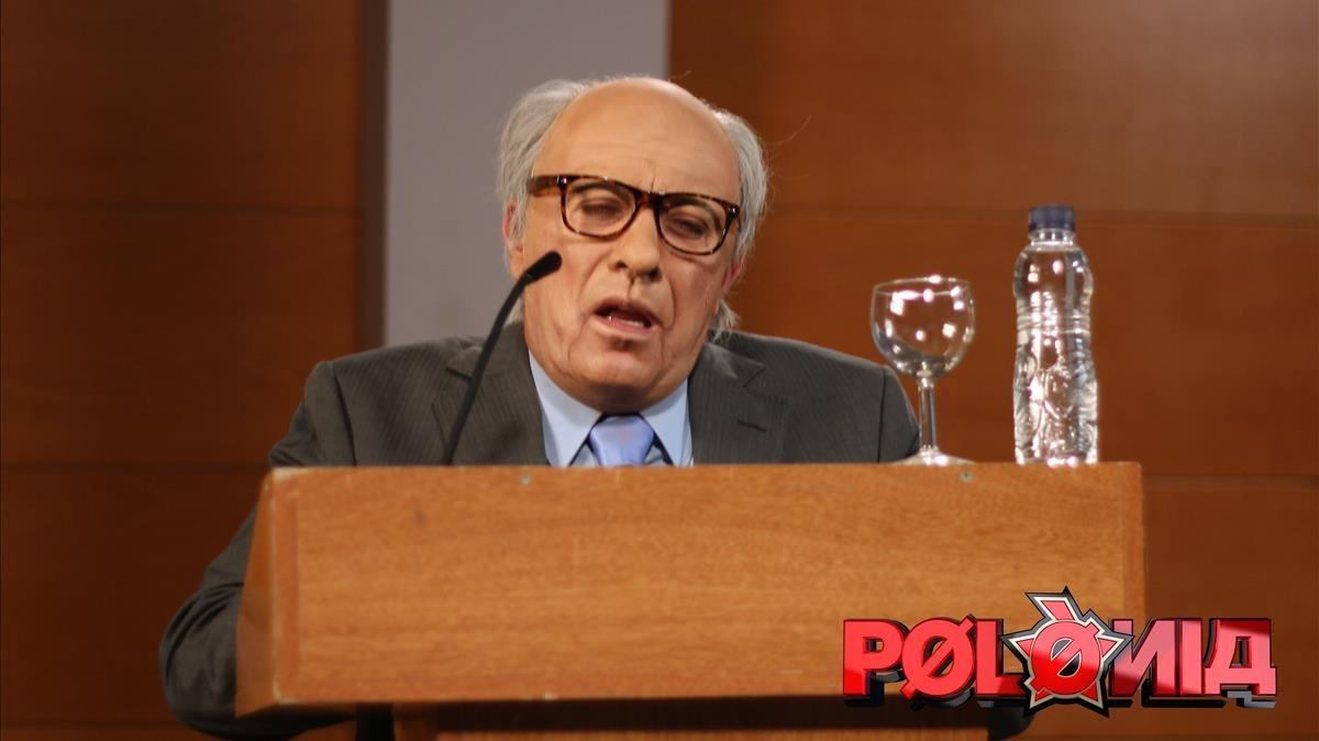 El Jordi Pujol polaco, en el programa Polònia, que emitió el pasado jueves TV-3.