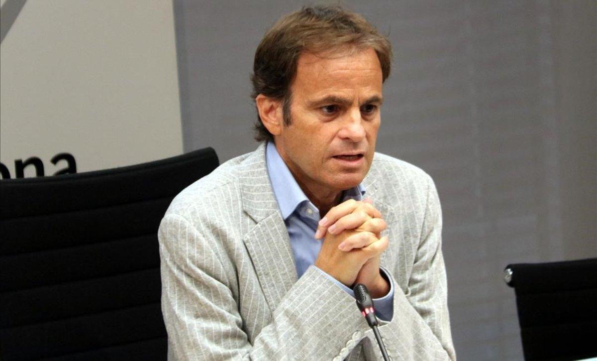 El teniente de alcalde de Barcelona Jaume Asens.