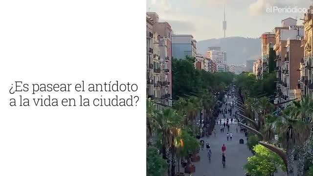 La teoría de la Deriva: ¿Es caminar el antídoto a la ciudad?