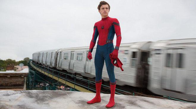Tráiler oficial de Spider-Man:El regreso, que se estrenaráel próximo 7 de Julio.
