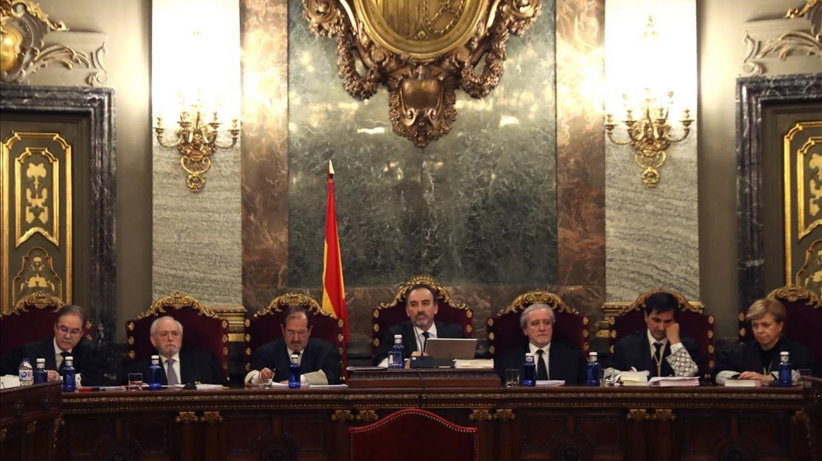 """El fiscal del 'procés': """"Hubo un atentado grave al interés de España"""""""