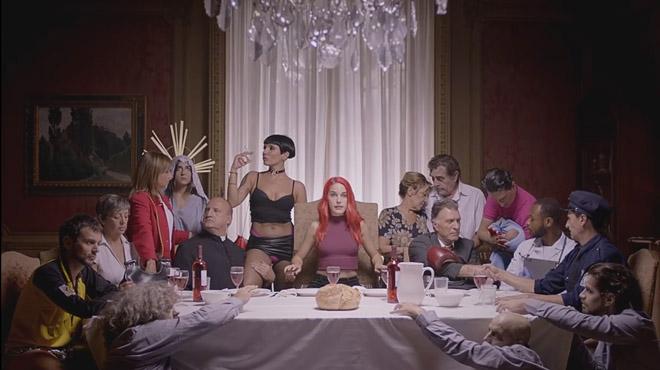 Vídeo 'Patria', del Salon Erótico de Barcelona.