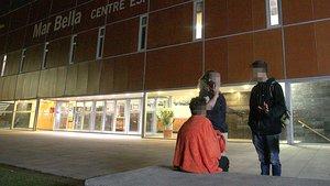 El Govern obre el primer centre d'emergència per a menors immigrants