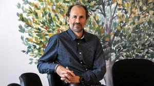 Andrés Martín Asuero, experto en 'mindfulness'.