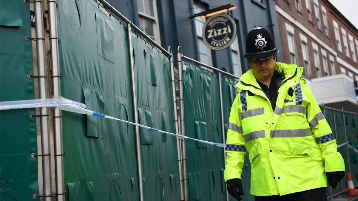 Rússia rebutja l'ultimàtum de Londres pel cas de l'exespia