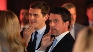"""Manuel Valls: """"'Roda el món i torna al Born'"""""""
