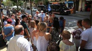 El negoci dels pisos turístics va baixar el 2018 mentre creixia el de les habitacions per dies a Barcelona