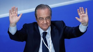 Florentino tanca la porta de sortida a Ramos
