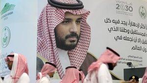 La mà dreta del príncep Bin Salman va veure en directe l'assassinat de Khashoggi