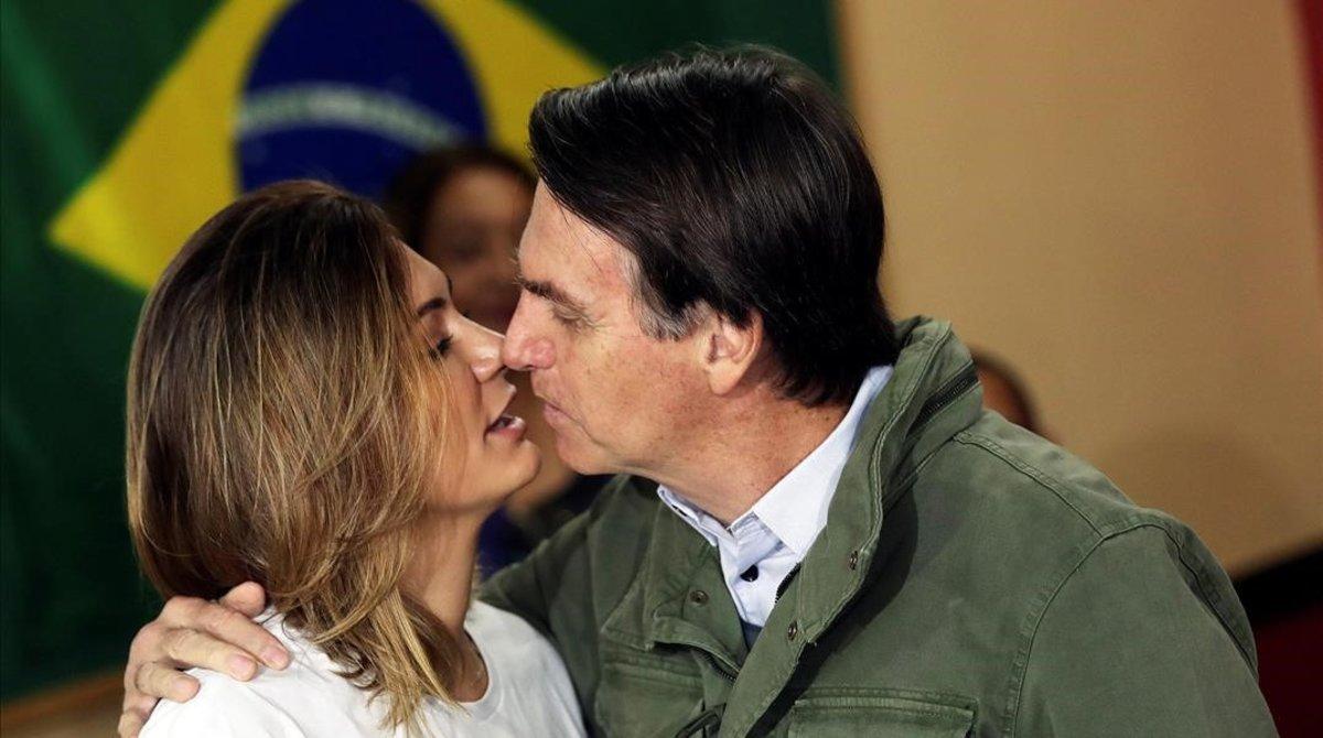 Michelle Bolsonaro: el rostre amable de la ultradreta