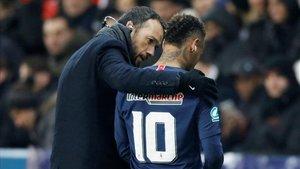 Neymar estarà 10 setmanes de baixa i no tornarà fins a l'abril